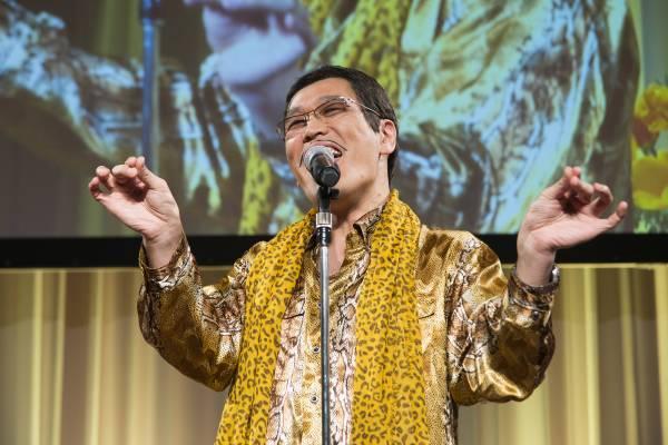 ピコ太郎も登場「デジタル・コンテンツ・オブ・ジ・イヤー'16」授賞式レポート