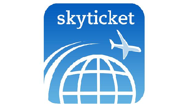 航空券・レンタカー・観光ガイド・ホテルの4アプリを展開する「skyticket」が通算900万ダウンロードを達成
