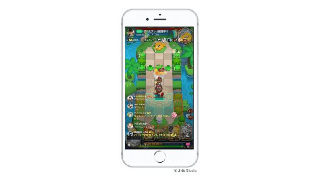LINE LIVE 、ゲーム実況を簡単にライブ配信 「スクリーン配信」機能を実装